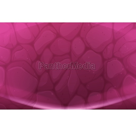 a pink stonewall background