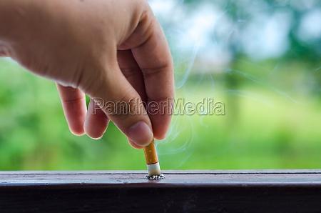 world no tobacco day men cigarette