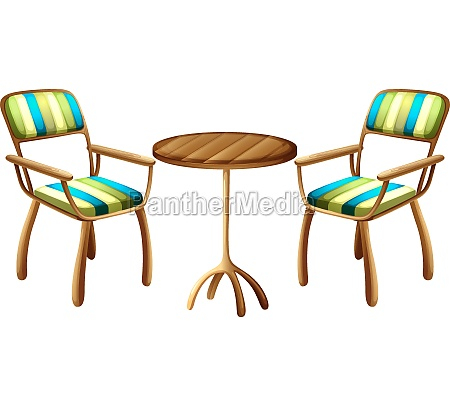 table and chair furnitures