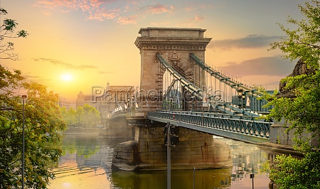 view on chain bridge