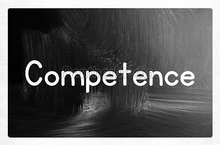 competence concept