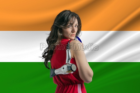 beauty industry in india happy female