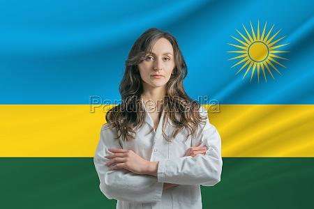 medicine in rwanda happy beautiful female