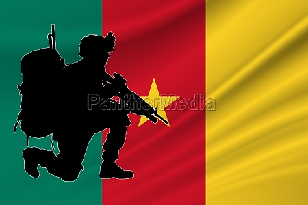 independence day cameroon military of cameroon
