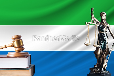 law and justice in sierra leone