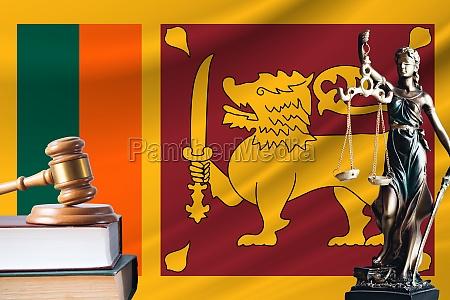 law and justice in sri lanka