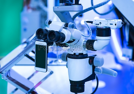medical ophthalmology professional equipment microsurgical microscope