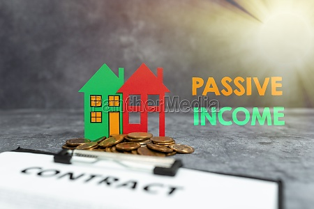 inspiration showing sign passive income business
