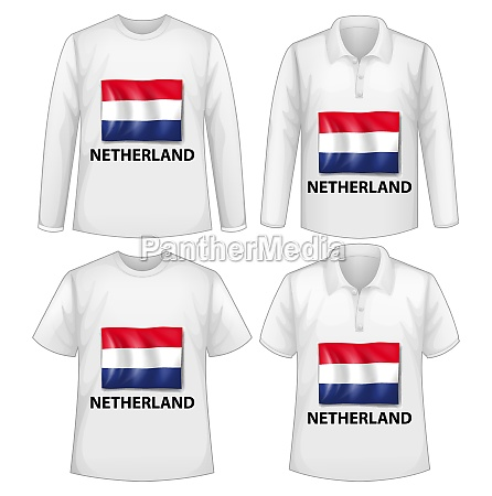 netherland shirts