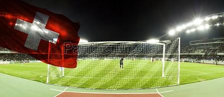 switzerland during football match