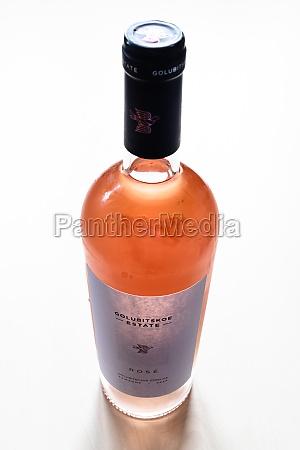 closed, pinot, noir, rose, wine, of - 30527726