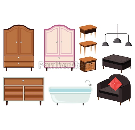 a set home furniture