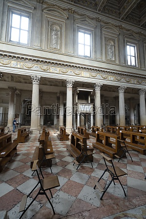 st peters cathedral in mantova italy