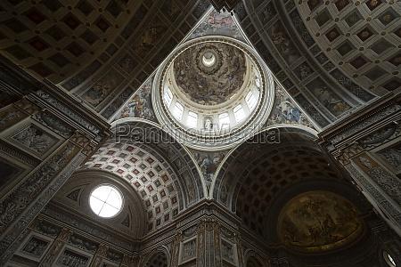 basilica santandrea in mantova italy