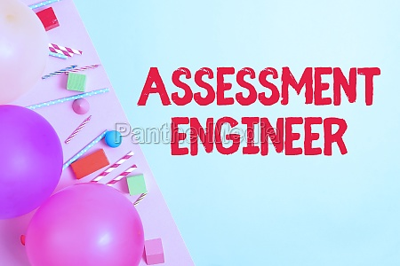 writing displaying text assessment engineer word