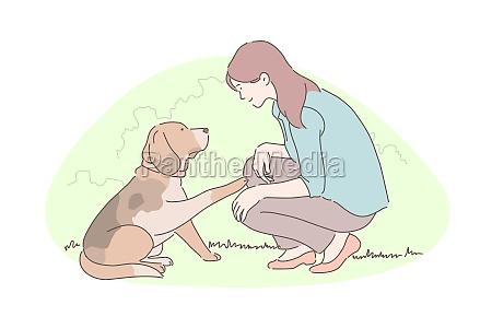 dog training animal adoption charity activity