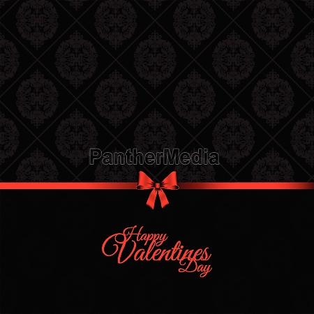 damask valentines day background 1401