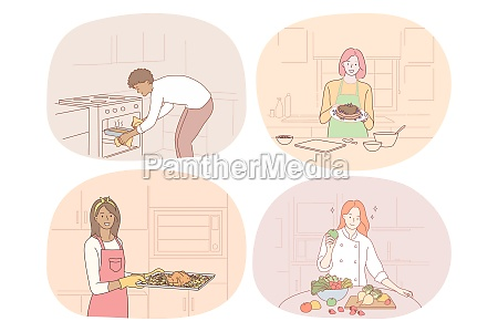 cooking baking recipe chef cook food