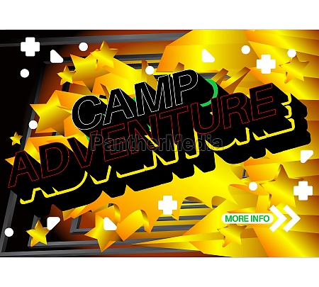 camp adventure text camping hiking