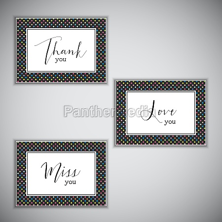 decorative note cards