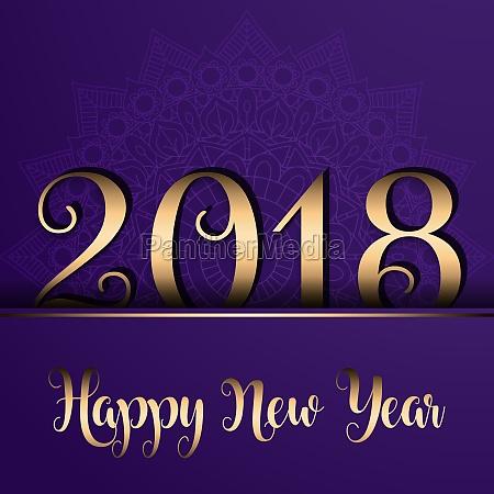 elegant new year background