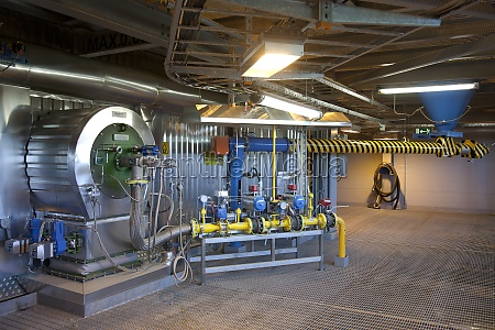 power plant generators