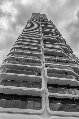 grand tower residential skyscraper frankfurt am