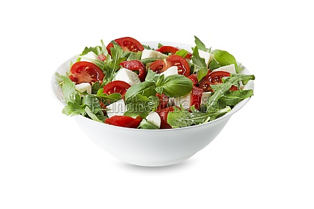 arugola caprese salad