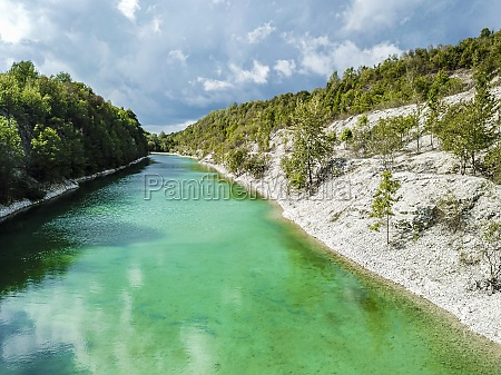 beautiful canyon lengerich tecklenburger land germany