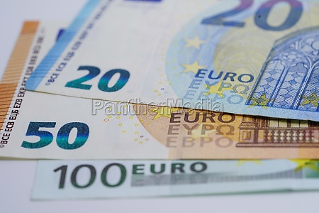 euro banknote banking account investment analytic