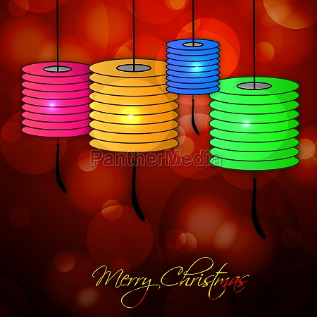 christmas festival background