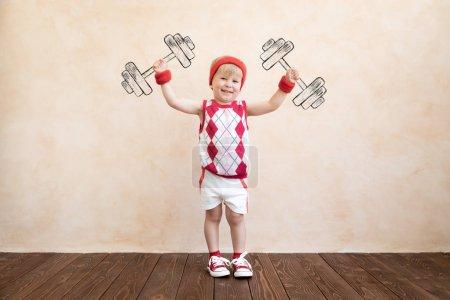 sport activity play fun happy person