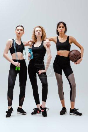 sport, white, ball, beautiful, equipment, women - B359053852