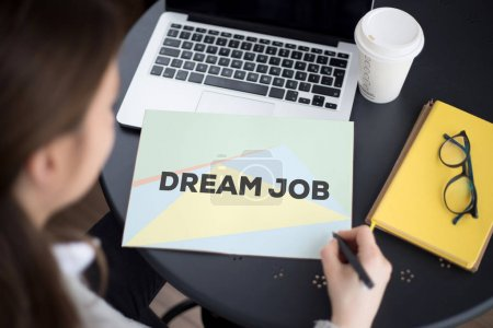 happiness success office dream occupation lifestyle