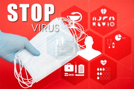red illustration equipment adult health medicine