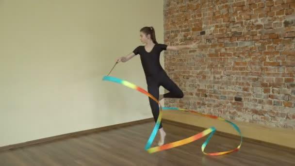 sport activity ribbon person studio art
