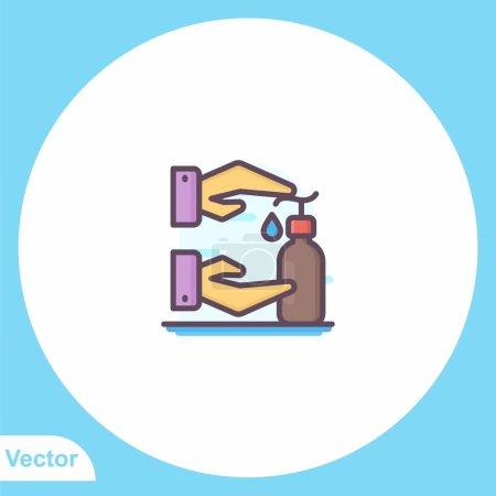 white vector element illustration design set