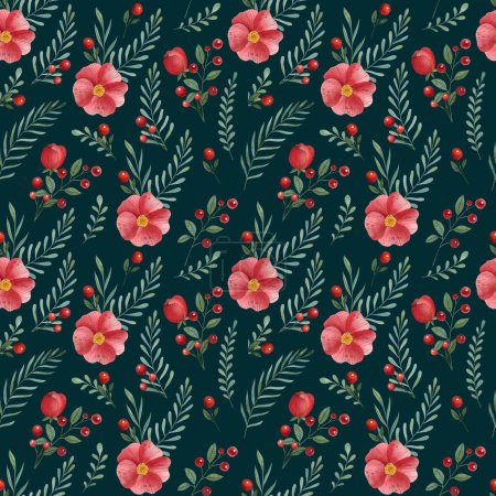 green red background graphic element illustration