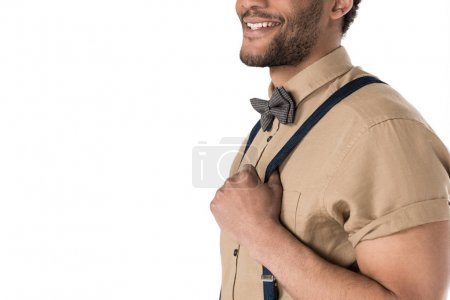 smiling, people, smile, man, style, hand - B156506140