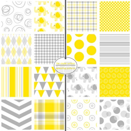 yellow vector background paper decoration cute