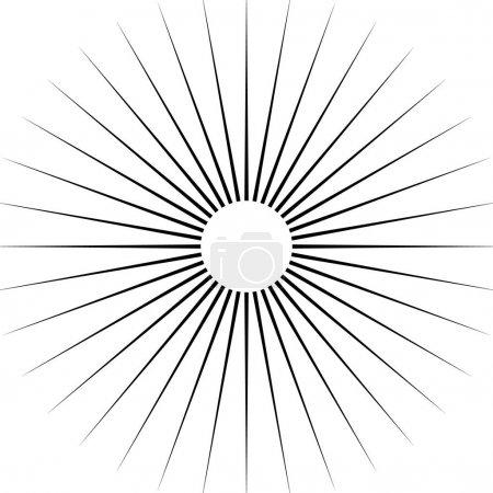 white vector background circle element illustration