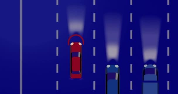 illustration equipment transport vehicle light technology