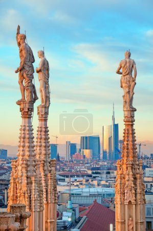 view, financial, travel, landscape, architecture, city - B8347290