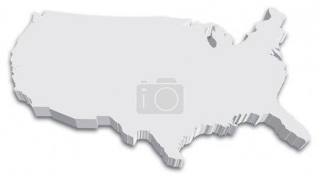 white, graphic, illustration, black, 3d, gray - B10562600