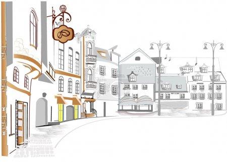 leisure table vector background illustration design