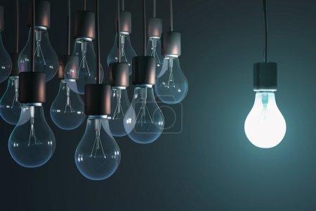 lights, group, objects, backgrounds, on, diamond - B22380875