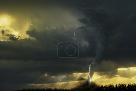 horizontal, sky, summer, wind, natural, volt - B29258669