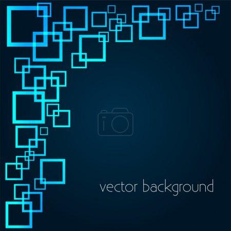 white blue vector background illustration design