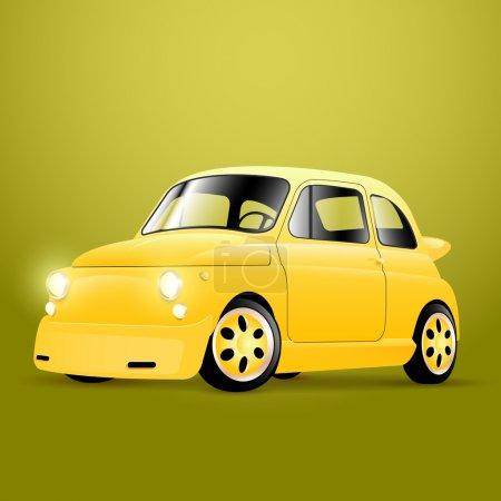 green, yellow, vector, illustration, painting, years - B21200617