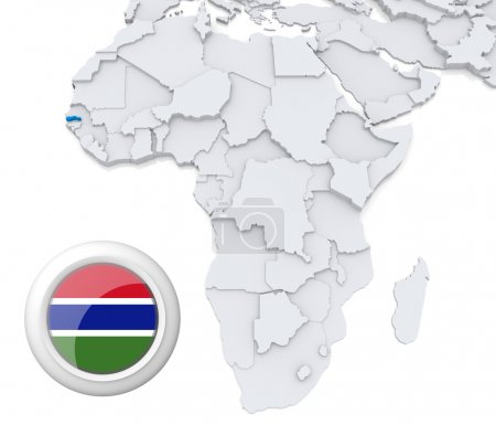 background, flag, map, Africa, algeria, egypt - B28739429
